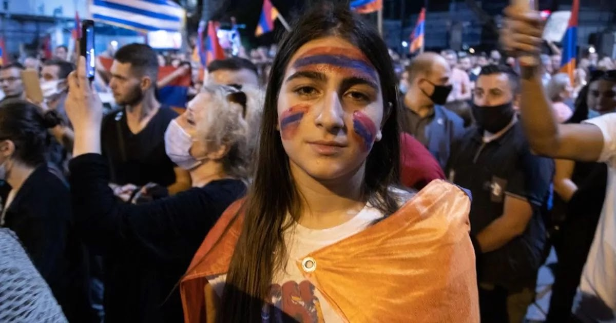 Armenians Are At Risk Of Being Ethnically Cleansed Again As The World Looks On