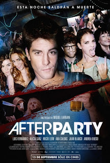 Póster: Afterparty (2013)