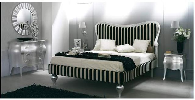 Camere Da Letto Arredate Vintage : Vita da pin up la camera da letto