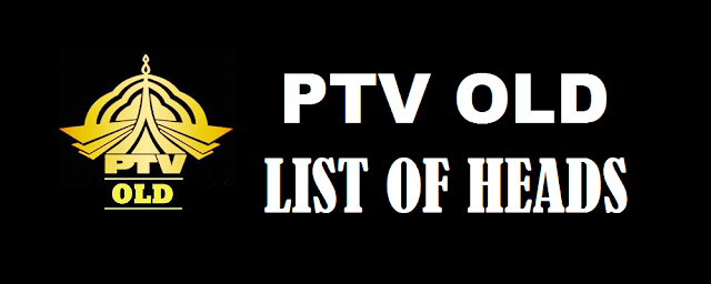 List of Heads of PTV