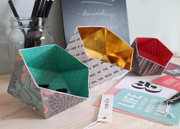 manualidades origami, manualidades papel