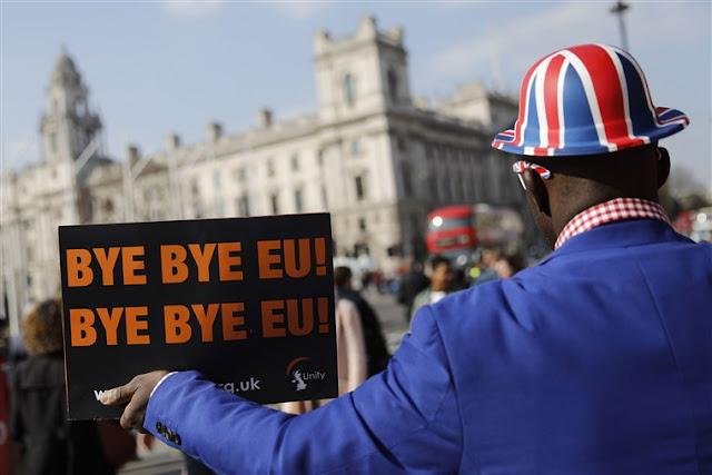 """مجلس العموم البريطاني يقر اتفاق الخروج من الاتحاد الأوروبي """"بريكست"""""""