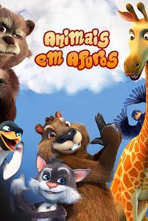 Animais em Apuros - HDRip Dublado