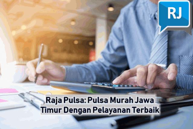 Raja Pulsa: Pulsa Murah Jawa Timur Dengan Pelayanan Terbaik