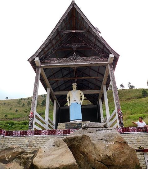 Batu Hobon Batu Pusaka Keramat Tempat Awal Mula Suku Batak