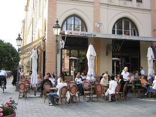 Former Café Viktoria