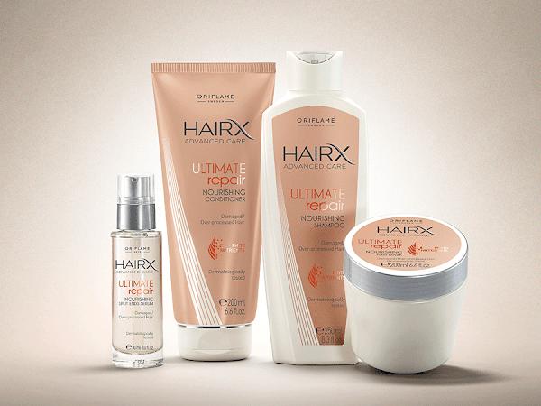 HairX - Ultimate Repair
