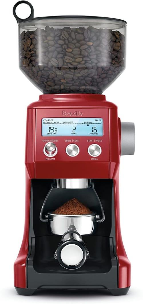 Breville BCG820BKSXL Smart Pro Coffee Bean Grinder