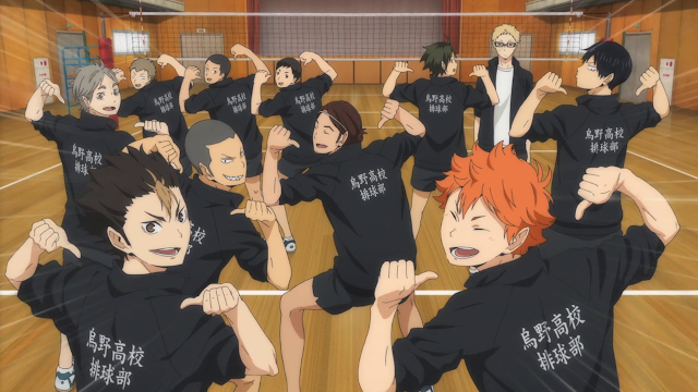 Haikyuu Season 2 BD Episode 1-25 Subtitle Indonesia
