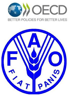 OECD, FAO predict decline growth in world food prices