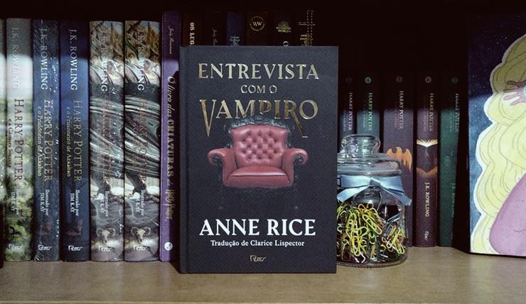 Resenha do livro Entrevista com o Vampiro