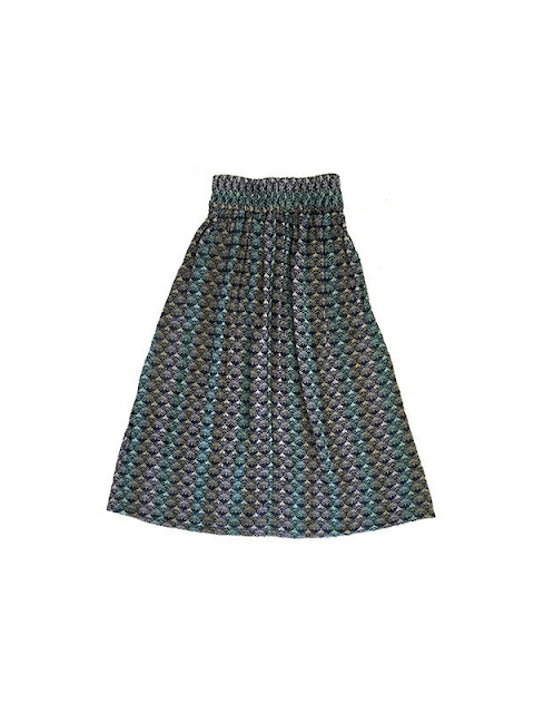 Ace & Jig Ra Ra Midi Skirt in Carnaby/Kensington