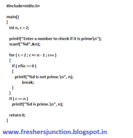 R Program to Check Prime Number