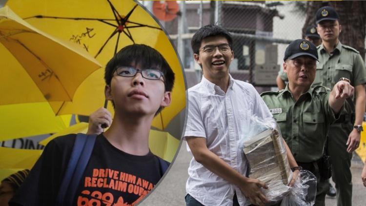 Bebas dari Penjara,Aktivis Pro-Demokrasi Hong Kong Minta Carrie Lam Untuk Mundur