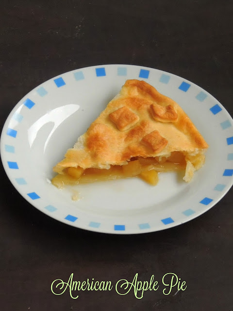 Apple pie, Old fashioned apple pie