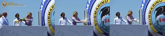 El primero de los cuatro submarinos brasileños modelo Scorpène está en su fase final para su entrega definitiva a la Marina de Brasil.