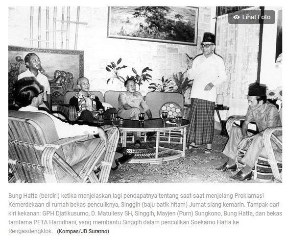 Sejarah Lahirnya Pancasila 1 Juni 1945