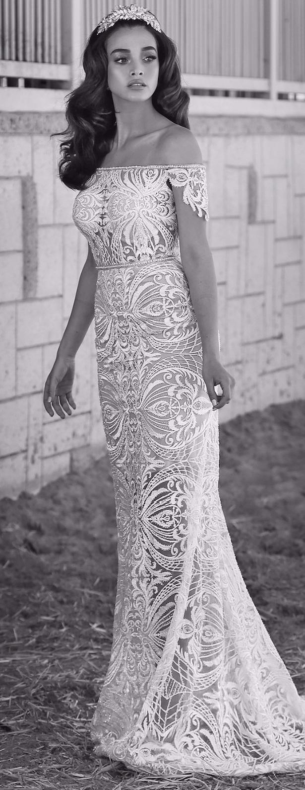 vestidos de novia elegantes
