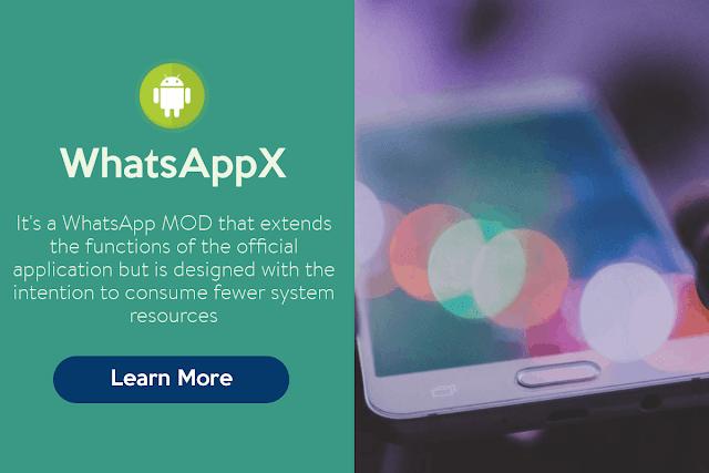 Download WhatsApp X (2020) V1.40