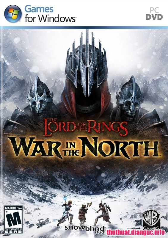 Download Game Lord of the Rings War in the North – RELOADED Fshare