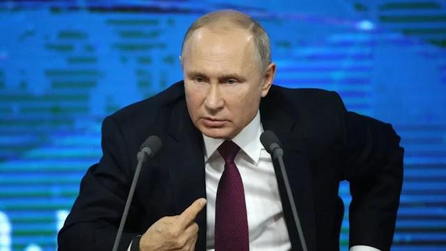 Απασφάλισε ο Πούτιν στο ενδεχόμενο δημιουργίας της «μεγάλης Αλβανίας»!