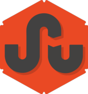 stumbleupon hexagon icon