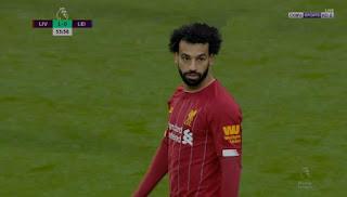 ملخص لمسات محمد صلاح في مباراة ليفربول وليستر سيتي