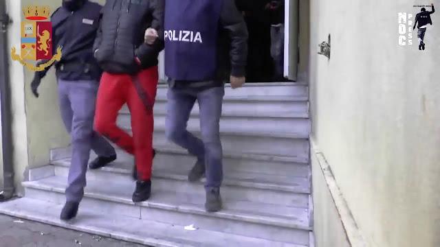 """Di padre in figlio a nipote. Arrestato a Foggia per spaccio il nipote del boss """"U' Purc"""", Rocco Moretti"""