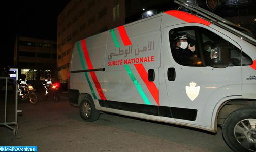 الدار البيضاء .. توقيف ثلاثة أشخاص ظهروا في شريط فيديو يتضمن محتوى عنيفا زائفا يمس بالشعور بالأمن
