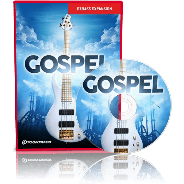 Toontrack Gospel EBX v1.0.0 Full version