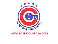Lowongan Kerja Solo Raya Februari 2021 di PT Cahaya Sakti Chandra Motor