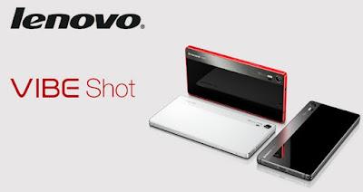 Spesifikasi Terbaru Dari Lenovo Vibe Shot Desember 2016