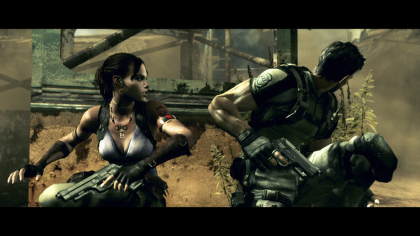 Resident Evil 5 PC Game Play