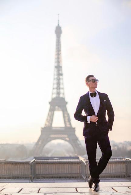 MEN IN PARIS FASHION WEEK MARCH 2018