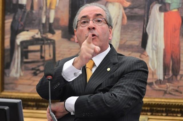 Moro condena Eduardo Cunha a 15 anos de prisão na Lava Jato