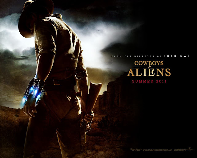 cowboys and aliens movie review
