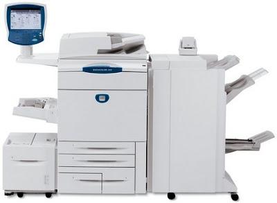 Xerox DocuColor 252 Driver Downloads
