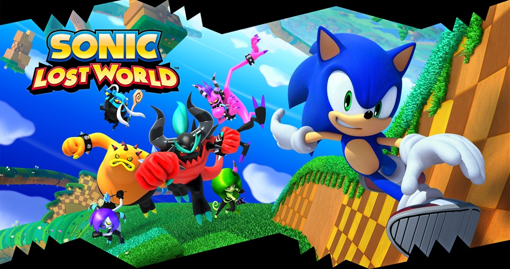 Sonic Lost World Download Poster