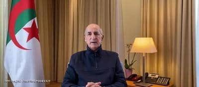 الظهور الأول لرئيس الجزائر عقب عودته من رحلة العلاج بألمانيا