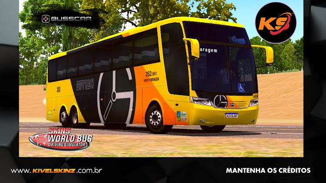 BUSSCAR JUMBUS 360 - VIAÇÃO GERTAXI