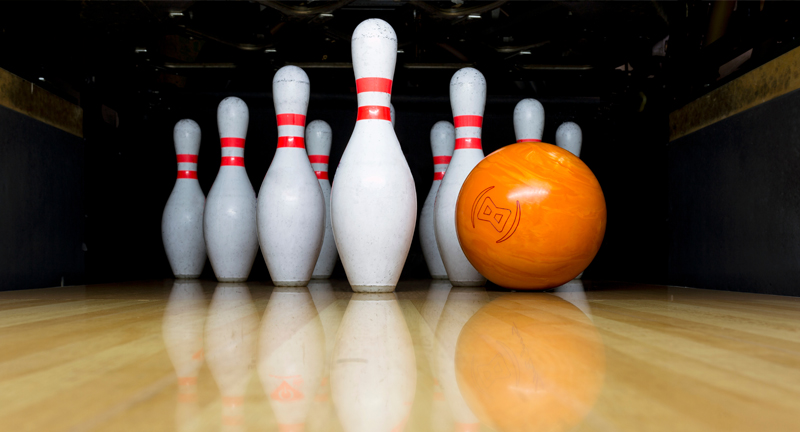 glossy finishes for hardwood floors look best at your local bowling alley