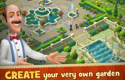 High Quality Start Your Journey Through Wonderful Places To Restore A Beautiful Garden  In This Hack For Gardenscapes New Acres. This Is A Match And Swap Game With  A Nice ...