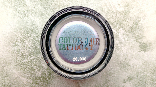 Maybelline Color Tattoo in Light-in-Purple
