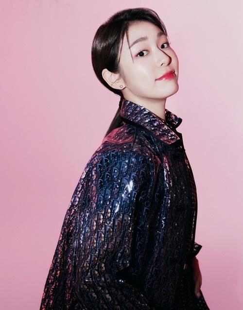 러블리한 펑키 레이디로 변신한 김연아
