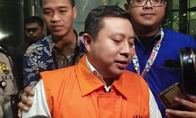 ICW Nilai Vonis Saeful Bahri Terlalu Ringan, KPK: Hormati Putusan Hakim!
