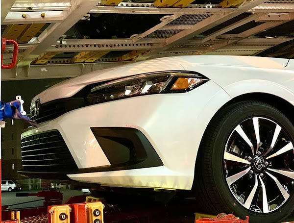 Novo Honda Civic 2022