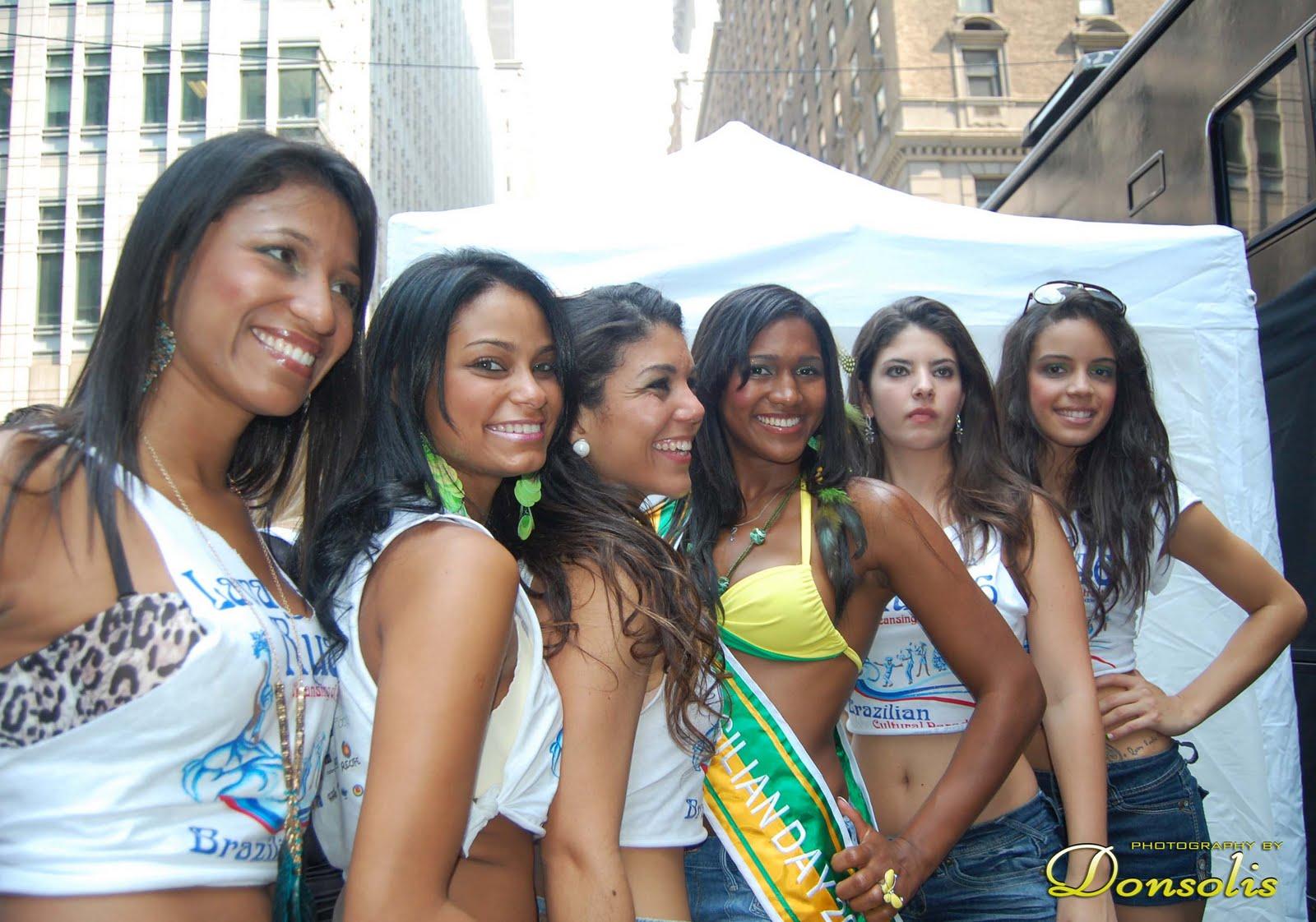 meet women in brazil