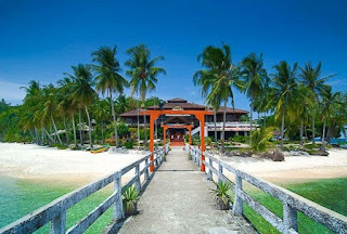 Tarif Menginap New Sikuai Island Resort Padang