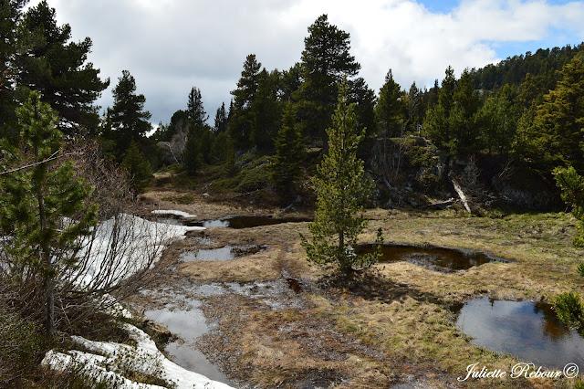 Randonnée dans le massif de Belledonne