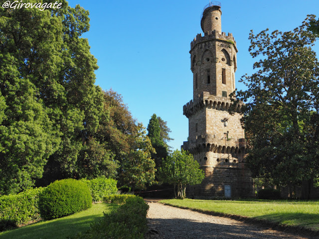 giardino Torregiani firenze
